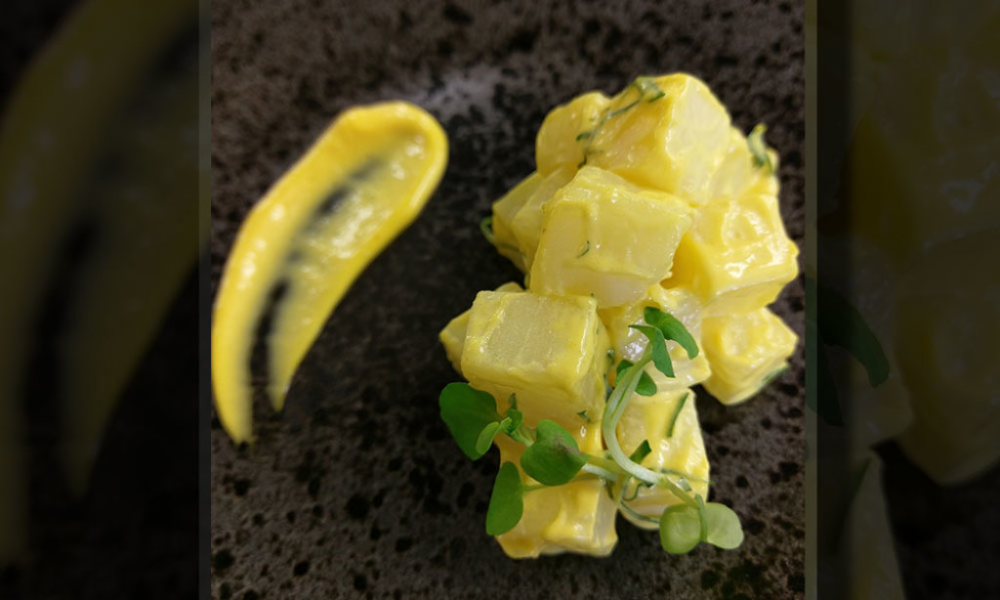 Potato Salad with Rapeseed Mayonnaise