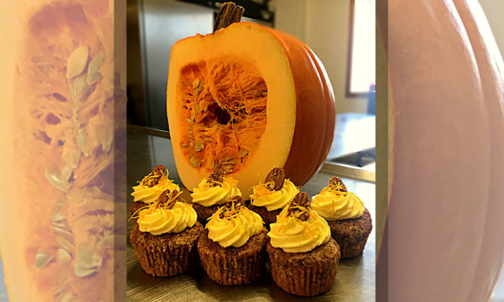 Pumpkin Cup Cakes Recipe