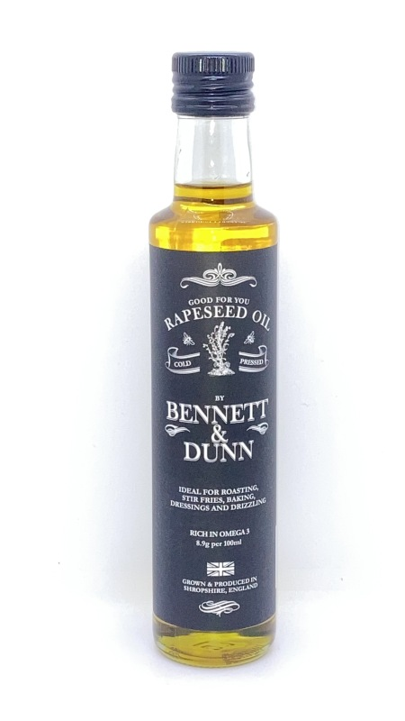 Original Cold Pressed Rapeseed Oil | 250ml